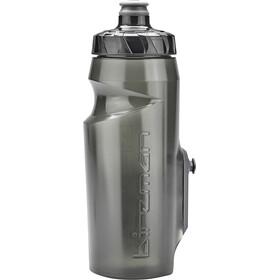 Birzman Cleat Wasserflasche Set 650ml schwarz